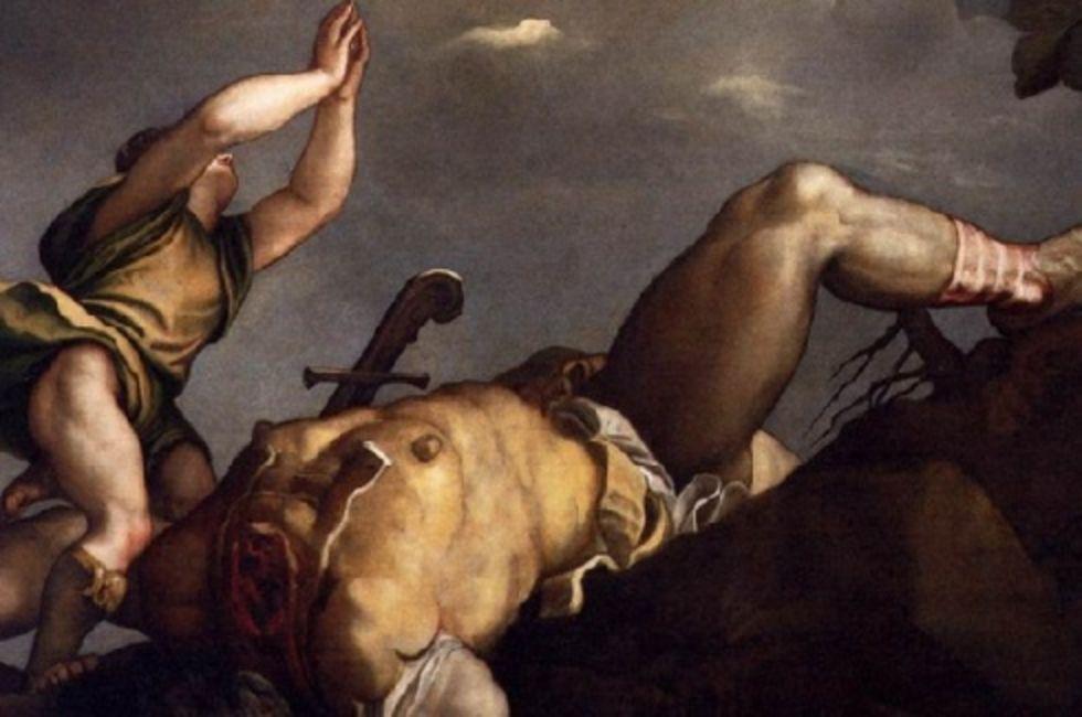 David & Goliat blir film