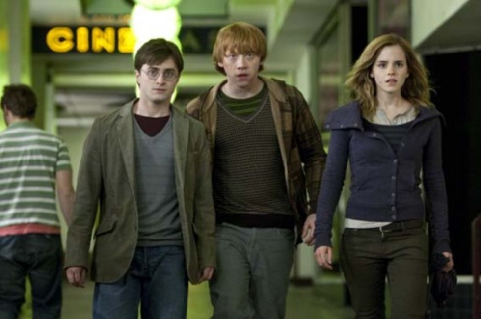 Harry Potter första filmserie över 2 miljarder