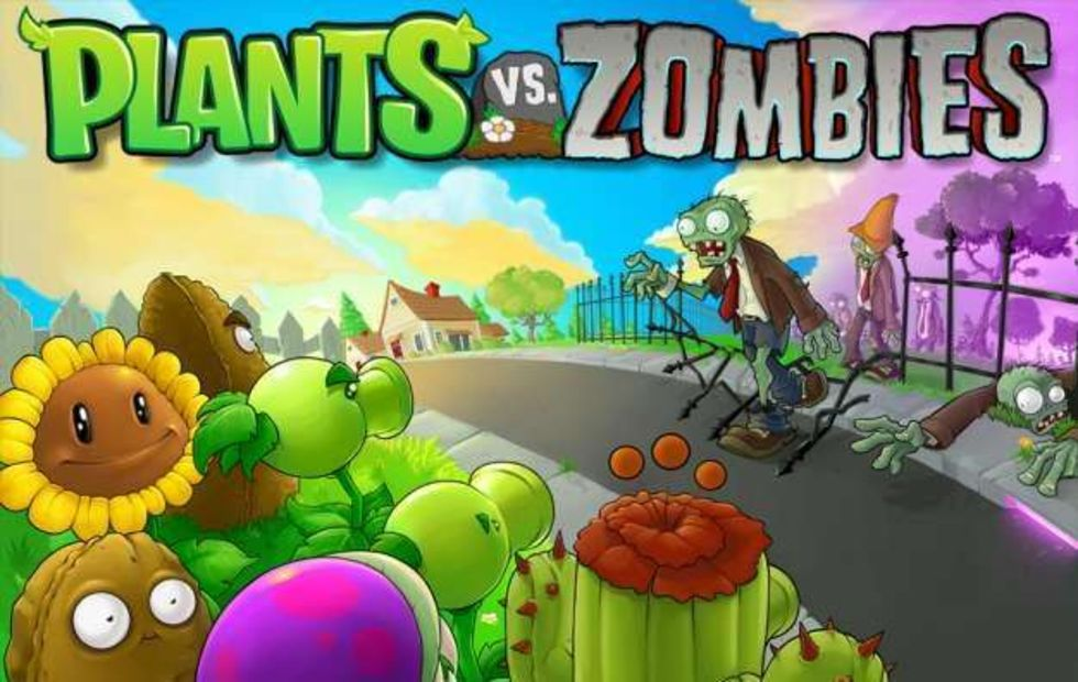 EA och Plants vs. Zombies på rea