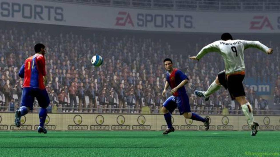 Första detaljerna om FIFA 12