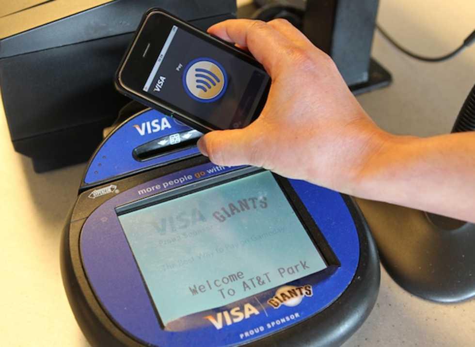 Betala med nästa generations iPhone