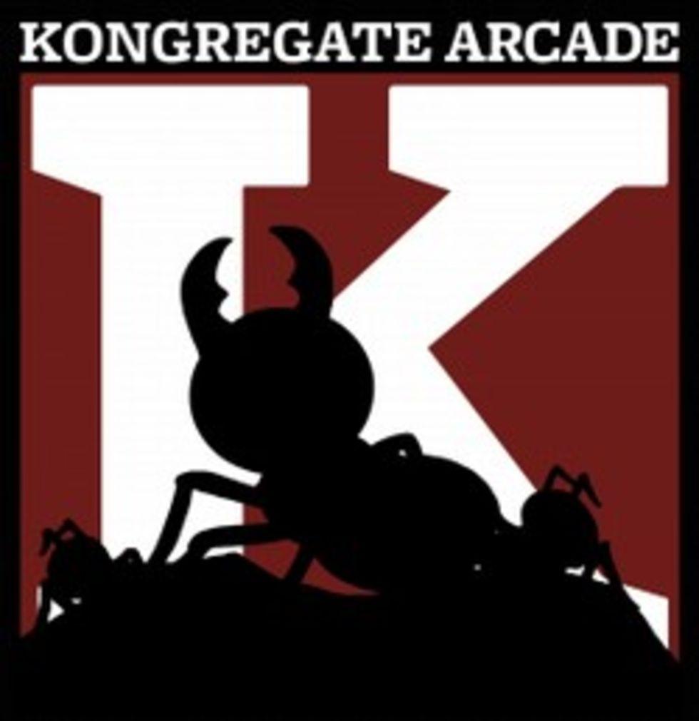 Kongregate Arcade tillbaks på Market