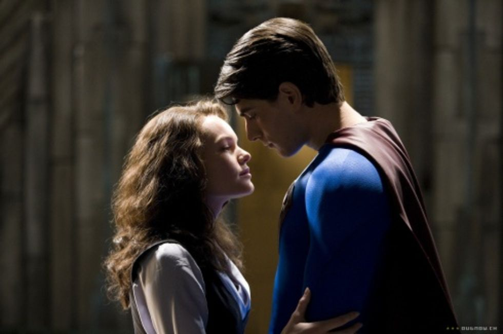 Vem blir Lois Lane?