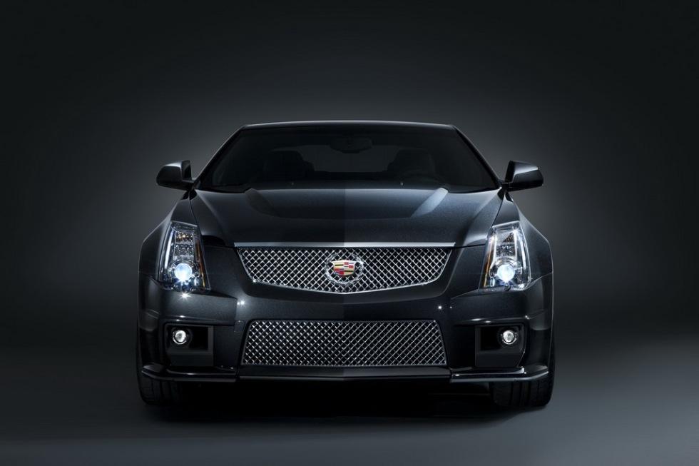 Cadillac CTS-V Coupé Black Diamond
