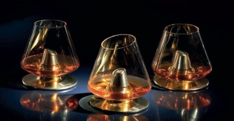 Whiskyglas...