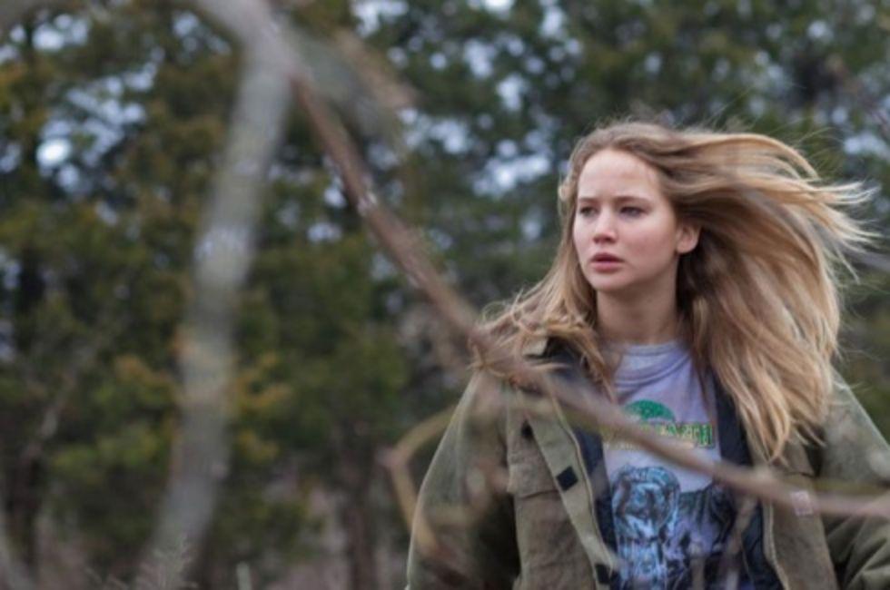 Jennifer Lawrence gör film med Oliver Stone