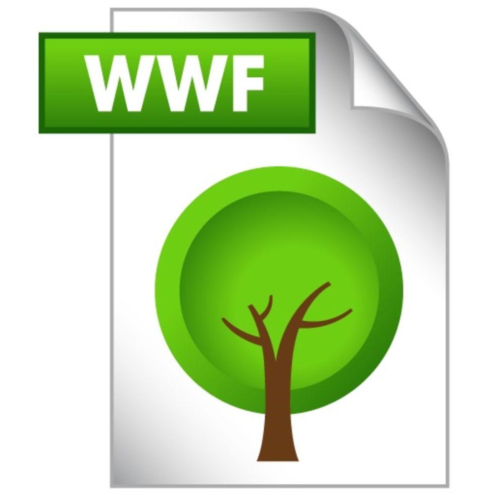 Nytt grönt filformat: WWF