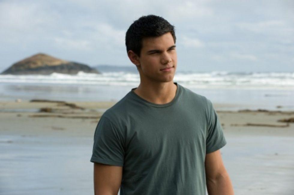 Michael Bay och Taylor Lautner säljer film