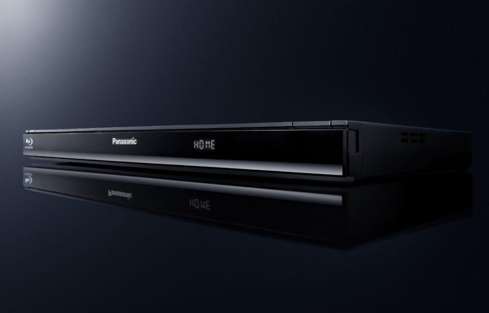 Panasonic släpper fem nya Bluray-spelare