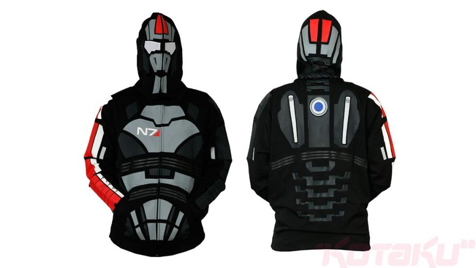 Mass Effect-hoodie