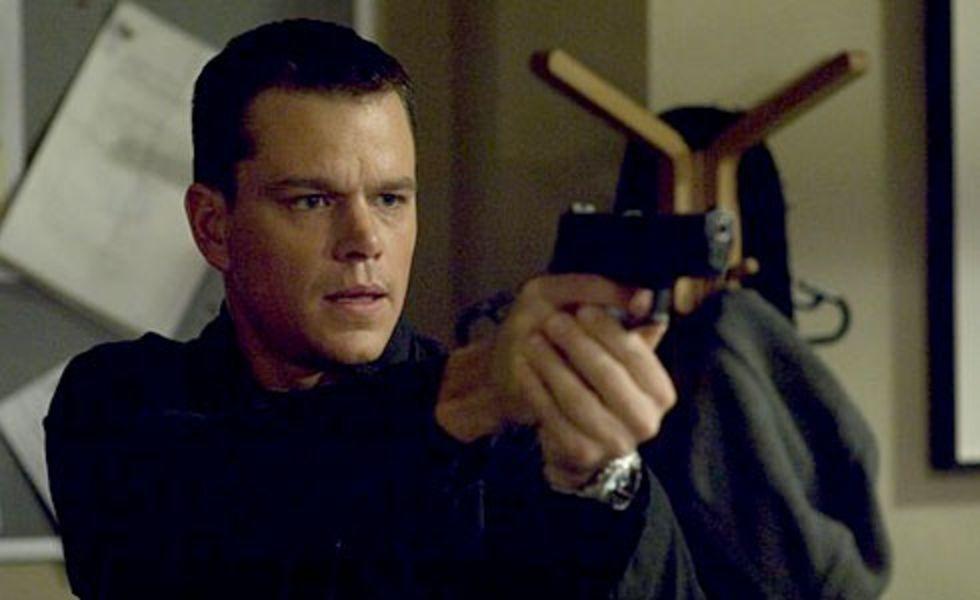 Vem blir nya Bourne?