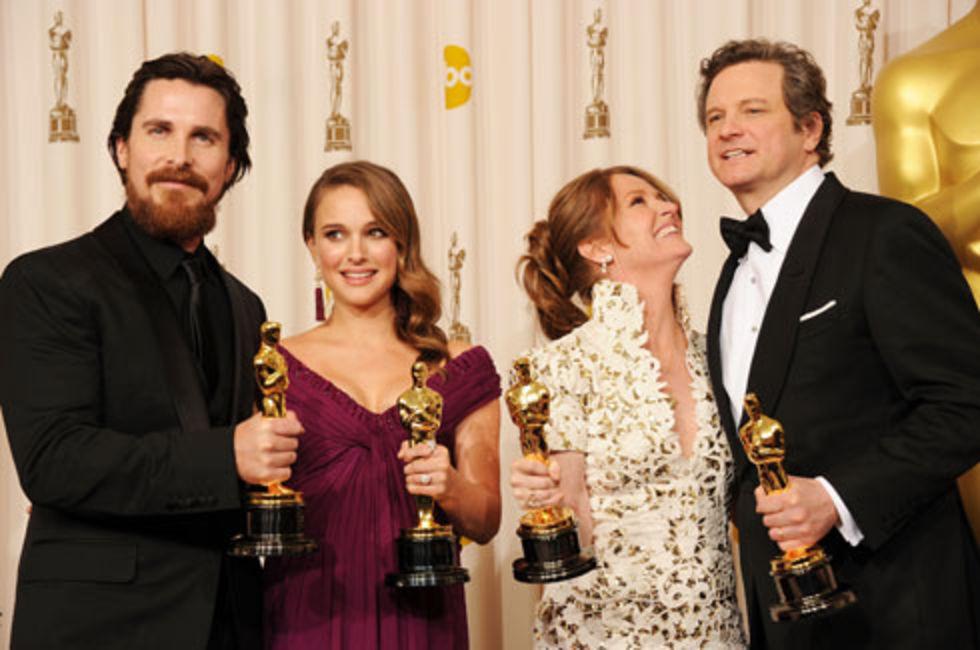 Oscarsgalan vi helst glömmer