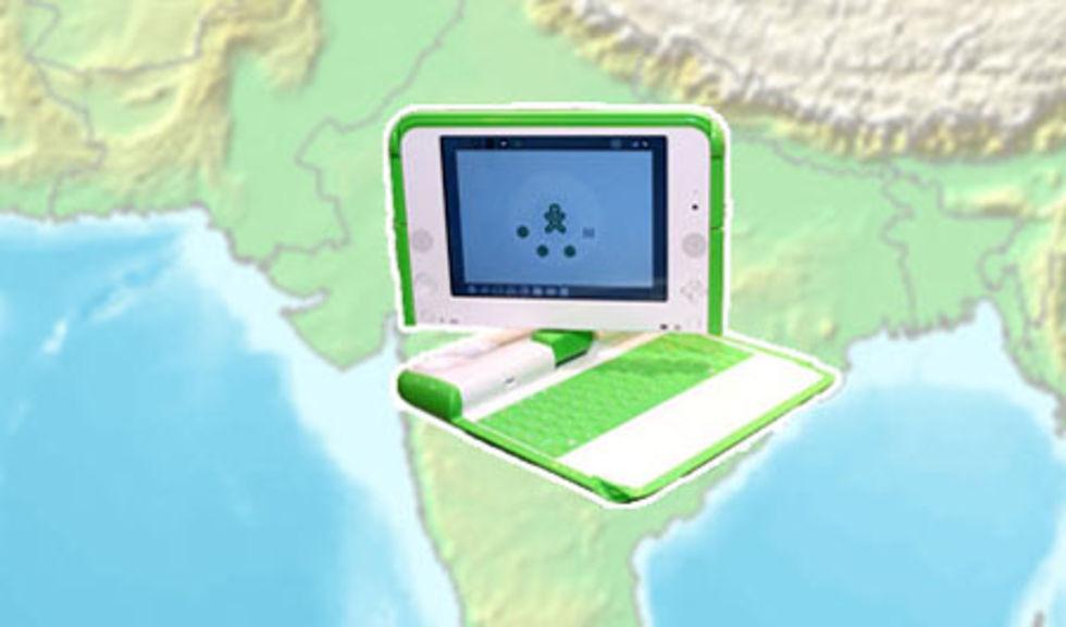 Indien utvecklar egen OLPC