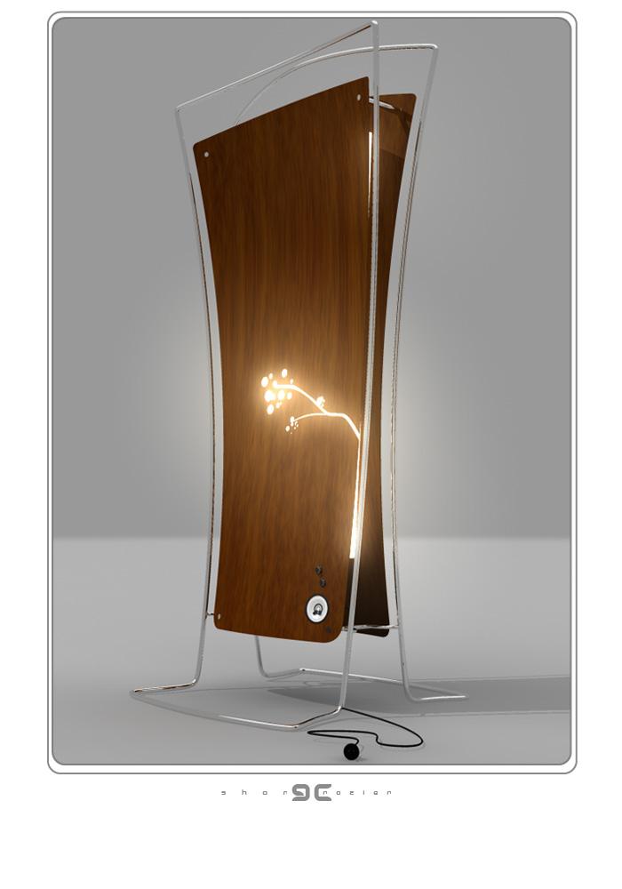 Lampan White Noise. Inspirerad av Alvar Aalto   Feber Hem