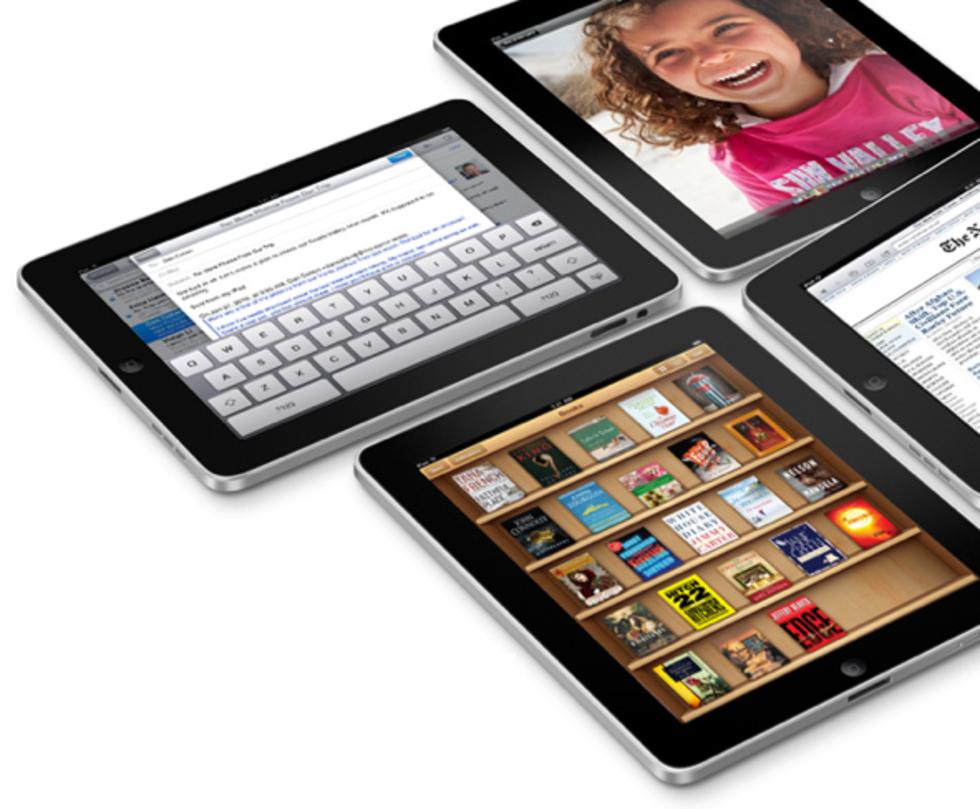 Apples Keynote från iPad 2-presentationen