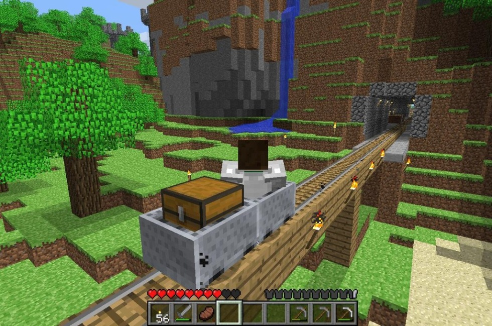 Storslam för Minecraft och Amnesia