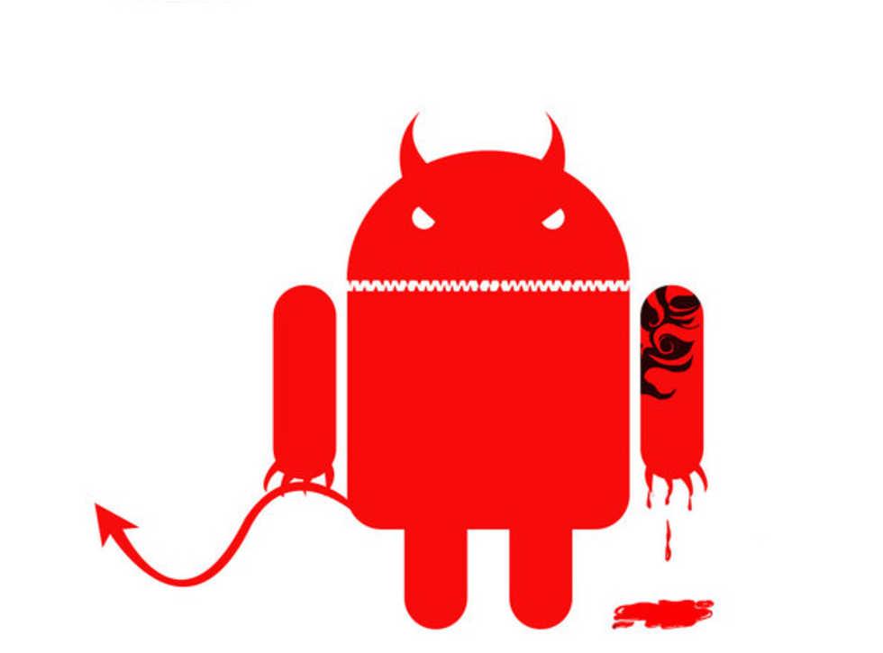 Elaka appar borttagna från Android Market