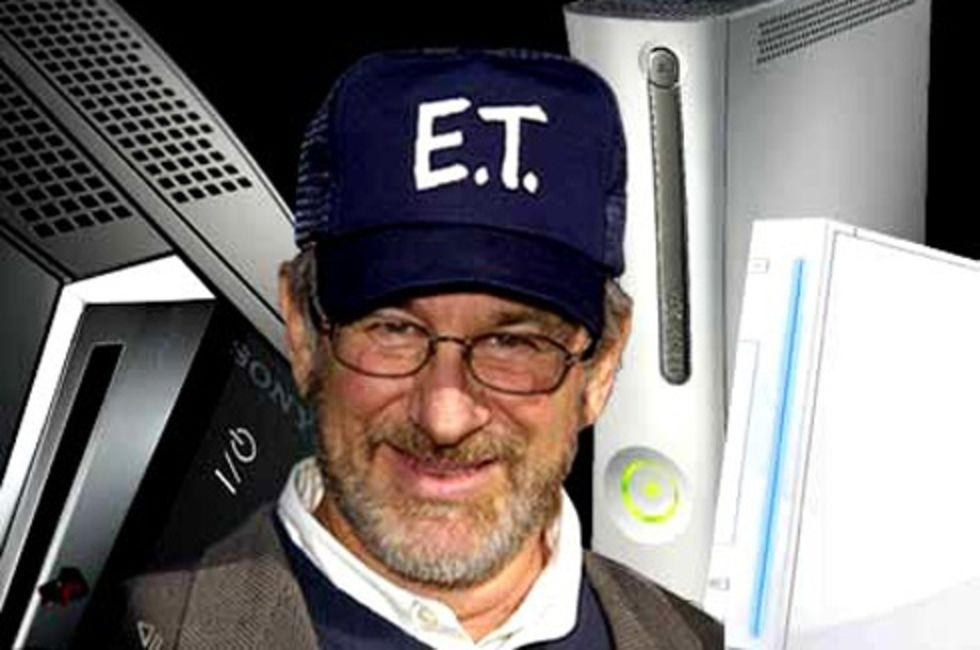 Spielberg om