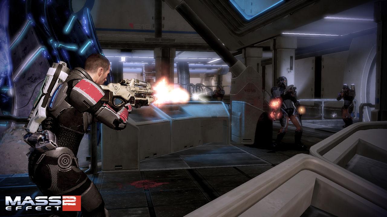 Arrival, nytt DLC för Mass Effect 2