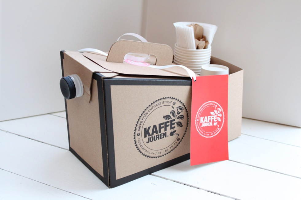 Kaffe i bag-in-box