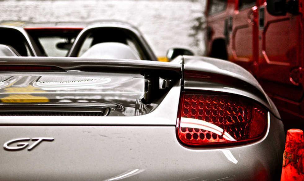 Porsche ska bygga ny mittmotorbil