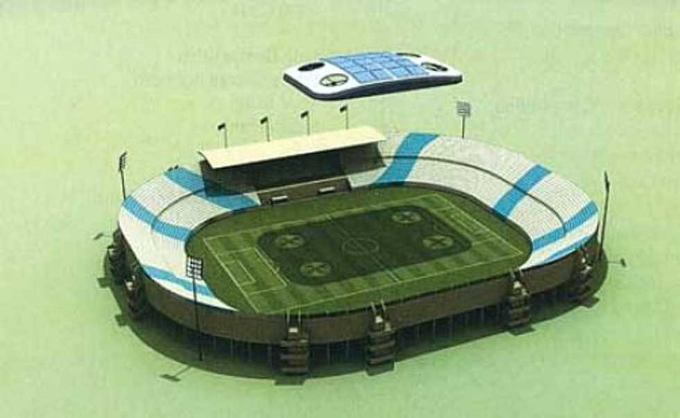 Qatar kan få konstgjorda moln till Fotbolls-VM 2022