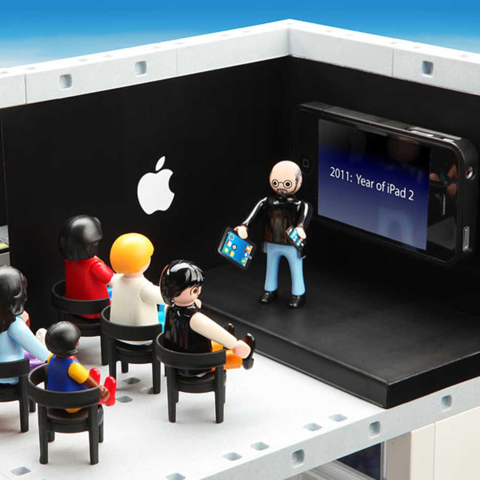 Playmobil Applestore