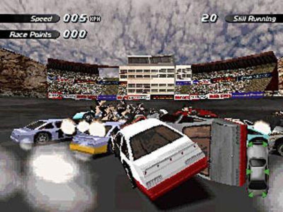 Fem PS1-spel finns för Xperia PLAY på Market