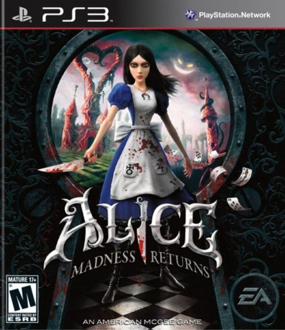 Alice: Madness returns verkar brutalt