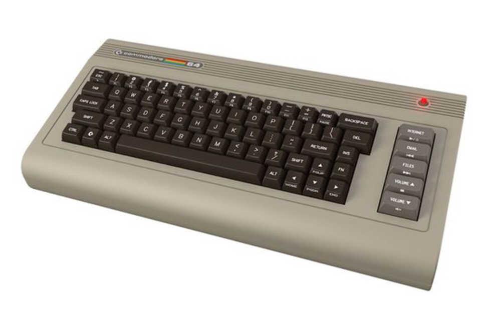 Commodore 64 släpps i nytappning