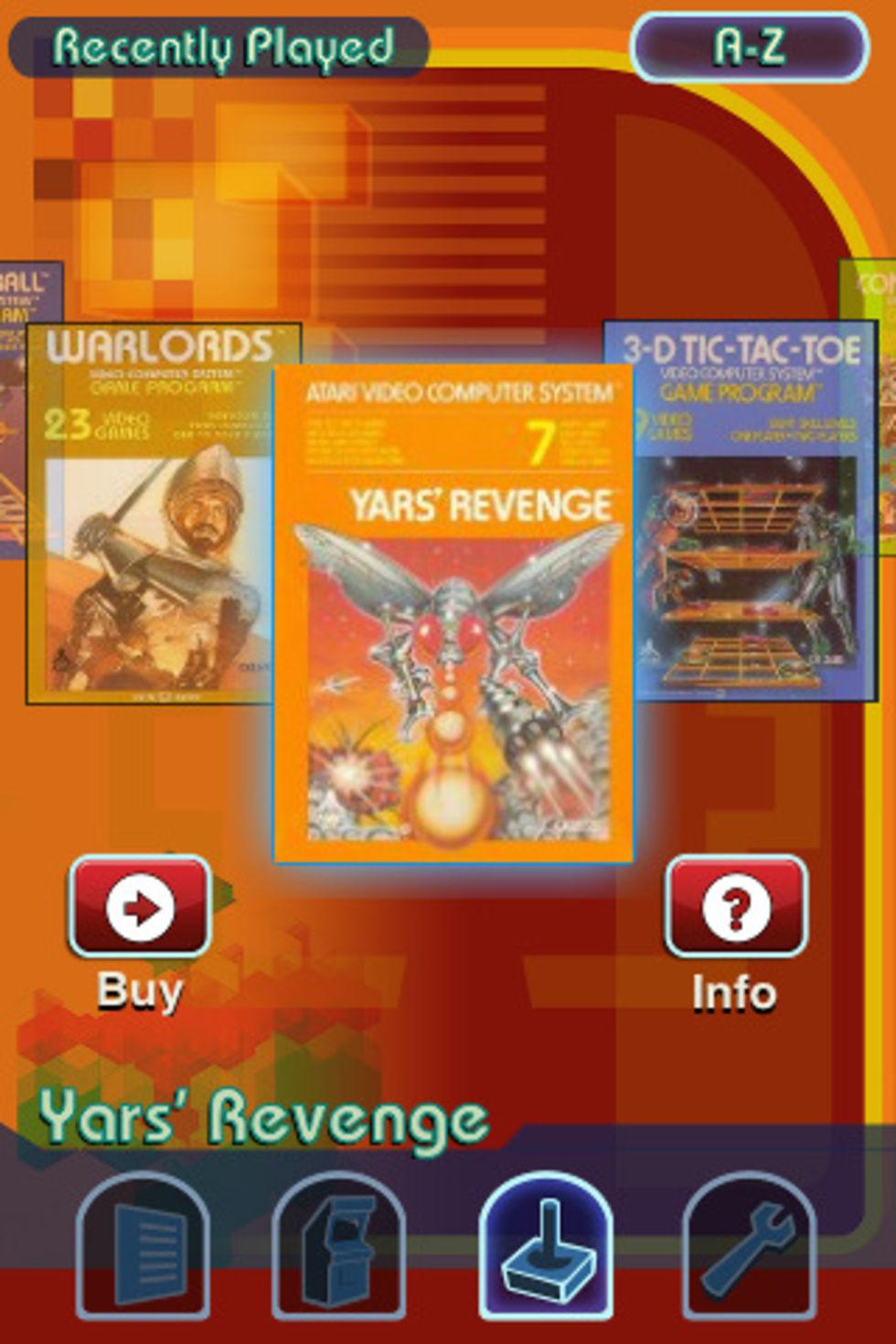 Atari's Greatest Hits ute nu!