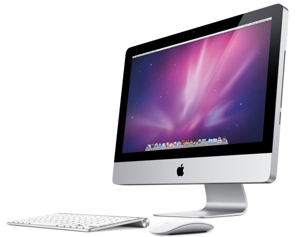 Nya iMacs inom kort?