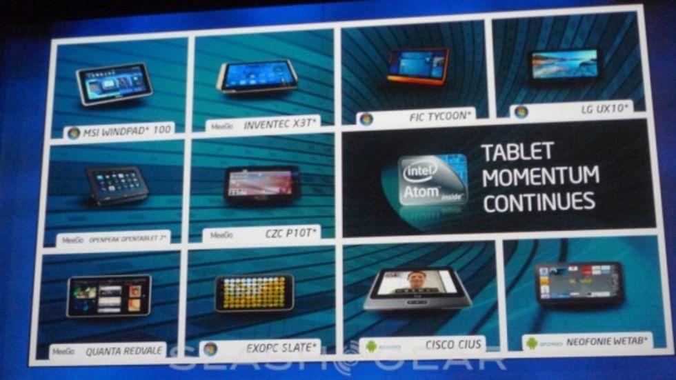 Intel lanserar Atom Z670