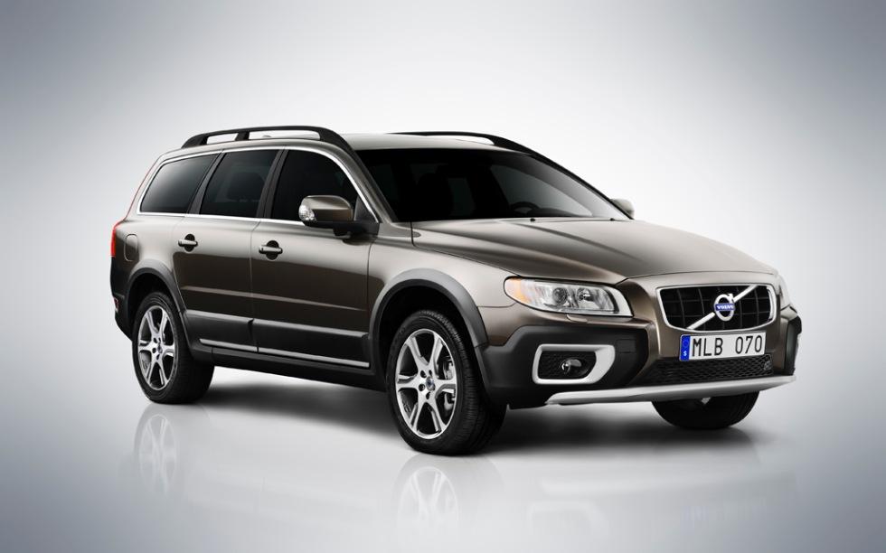 Facelift till Volvo V70, XC70 och S80