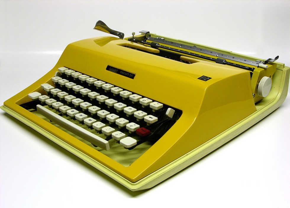 Världens sista skrivmaskinsfabrik stänger ner
