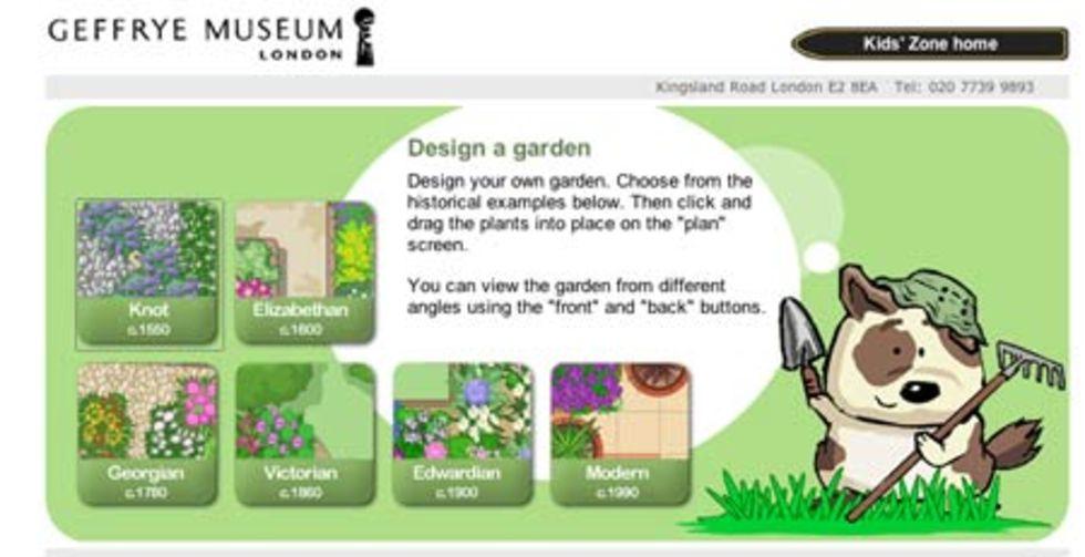 Designa din egen historiska trädgård