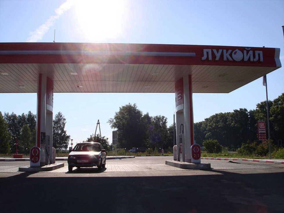 Ryssland stoppar exporten av bensin under maj månad