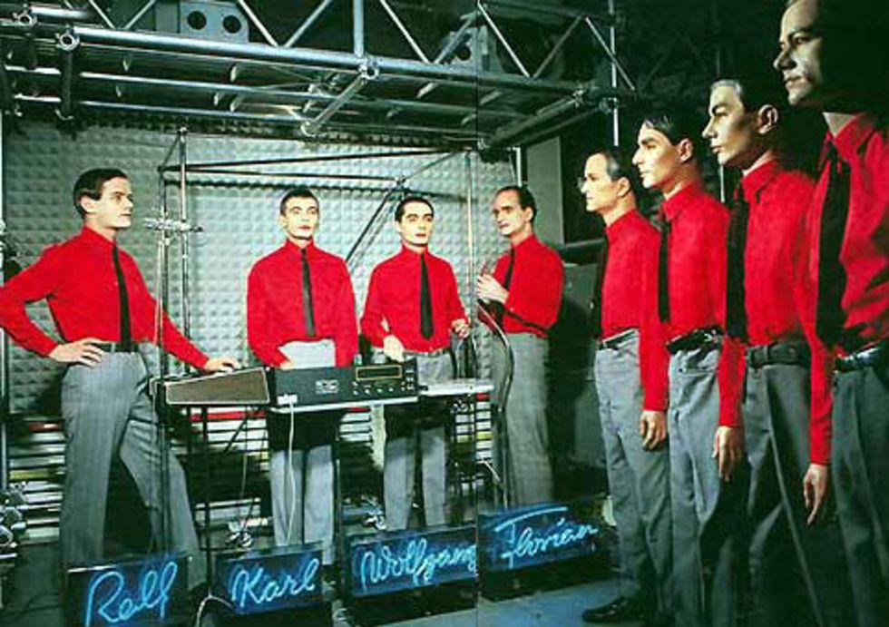 Kraftwerk live från 1981