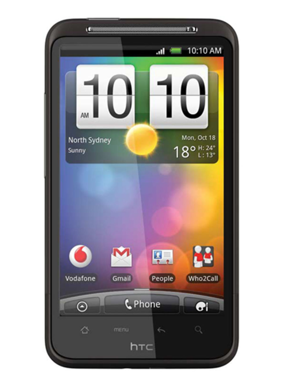 HTC Desire HD får Android 2.3 nu