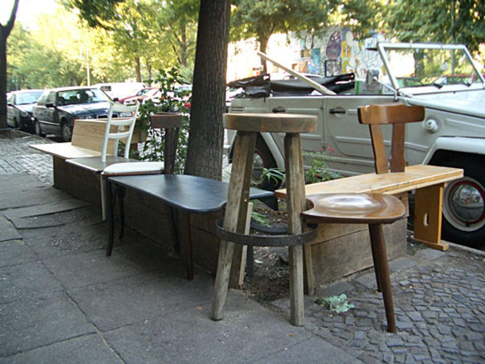 Café i Berlin
