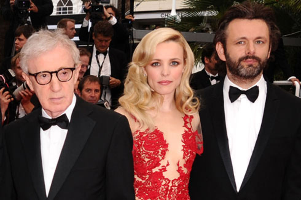 Cannes - Dag 1