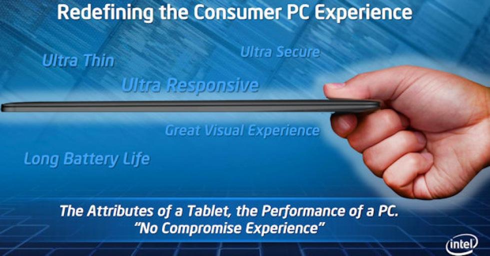 Intels planer för den mobila framtiden