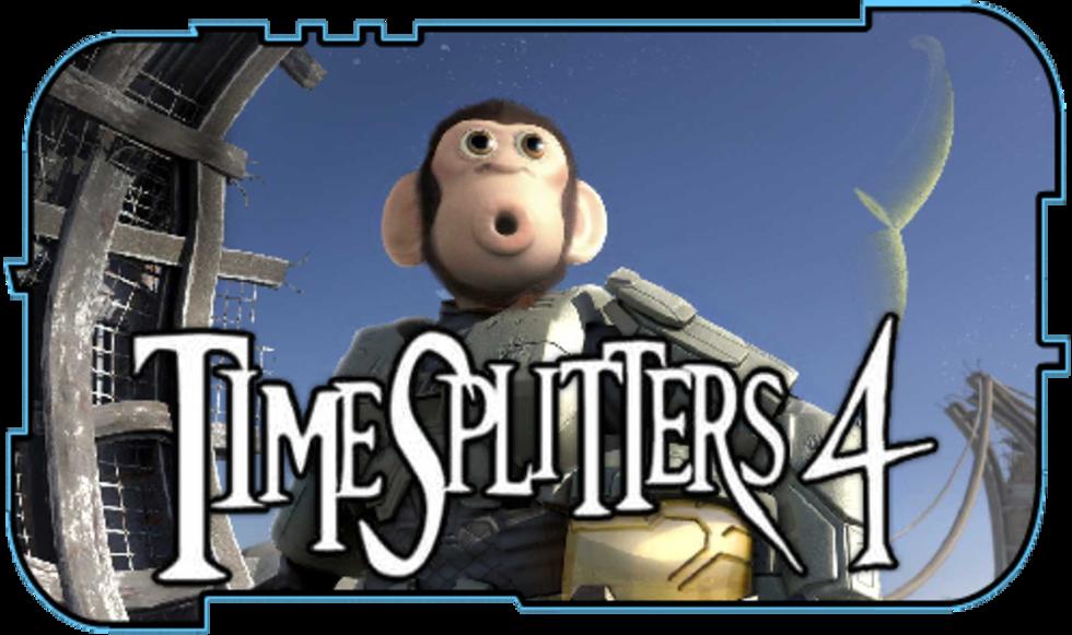 Timesplitters 4 till Xbox 720?