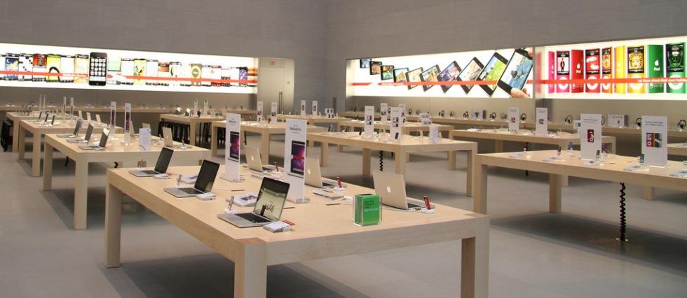 apple butik i stockholm