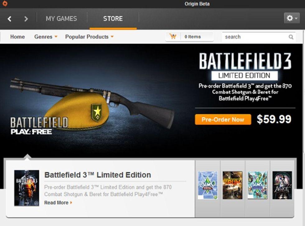 EA plockar ner spel från Steam