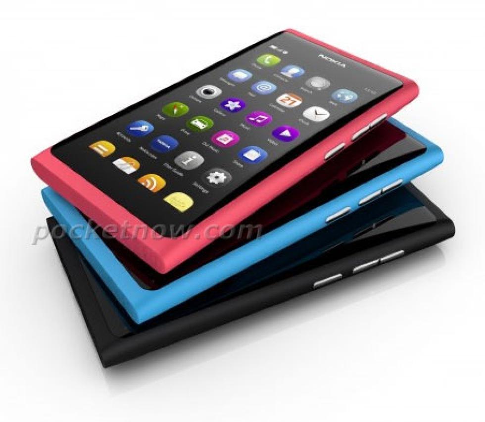 Är det här Nokia N9?