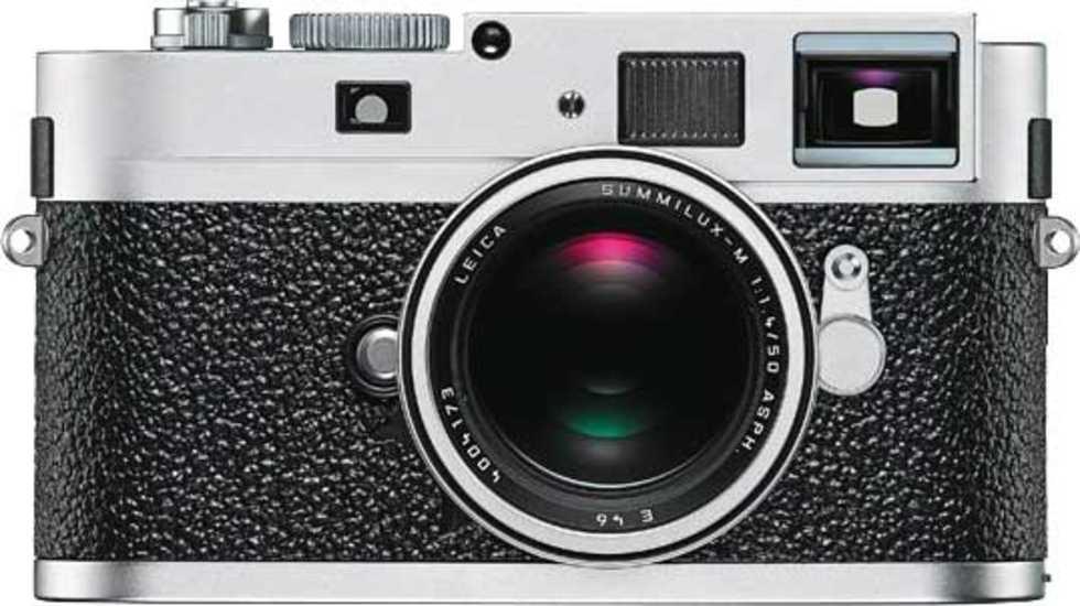Leica släpper