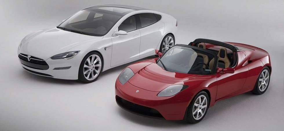 Om två månader byggs den sista Tesla Roadstern