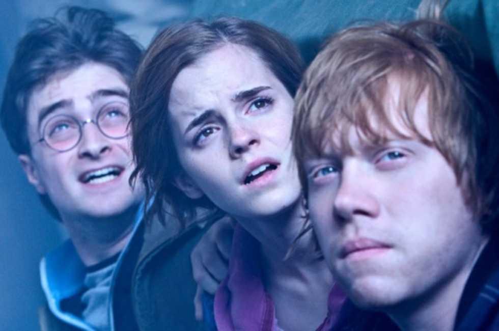 Harry Potter-kostymer visas på NK