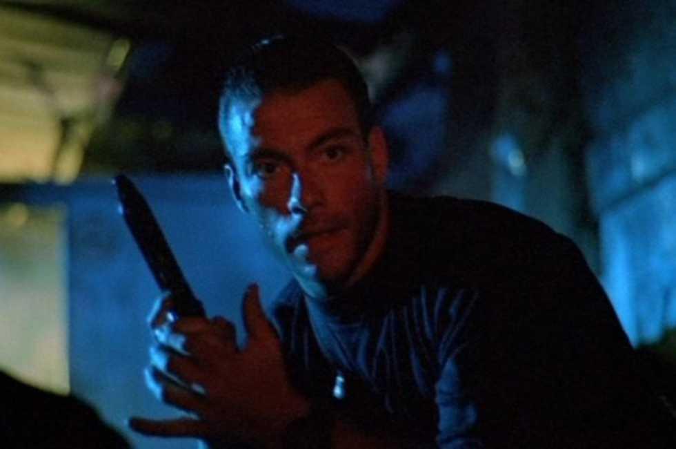 Van Damme spelar kidnappare